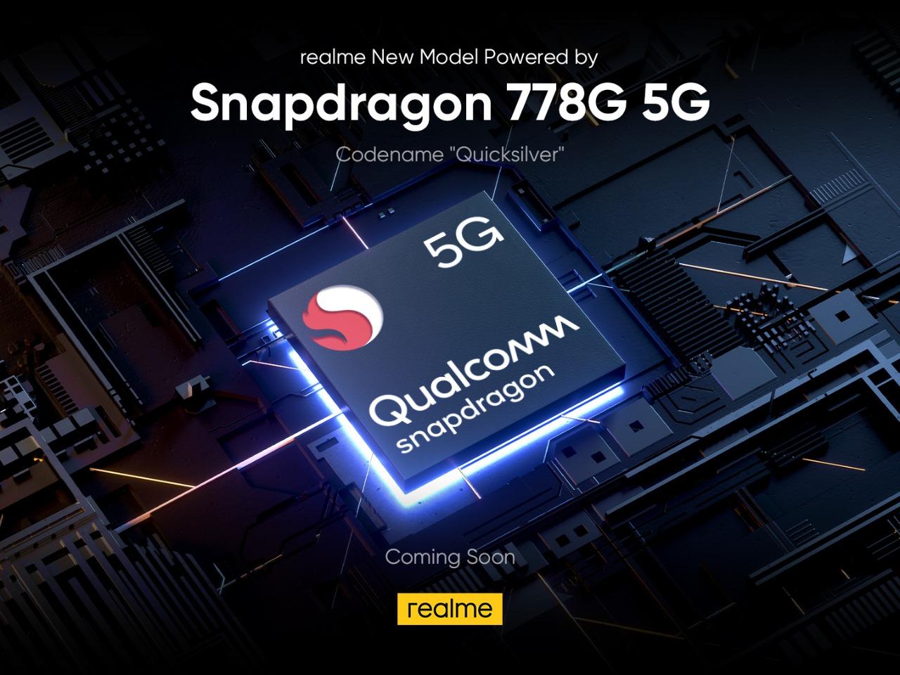 realme Snapdragon 778G