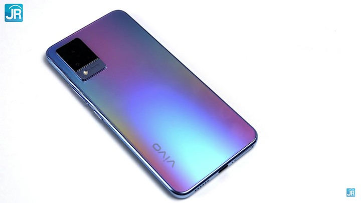 review vivo V21 5G