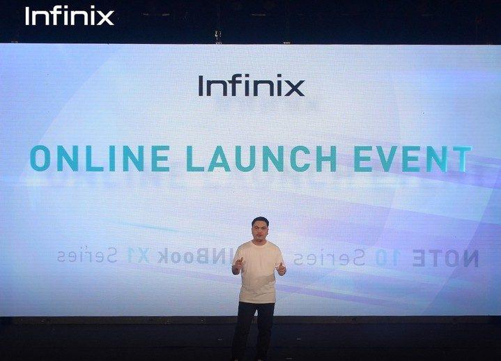 Infinix Note 10 Series Launch e1623815065800