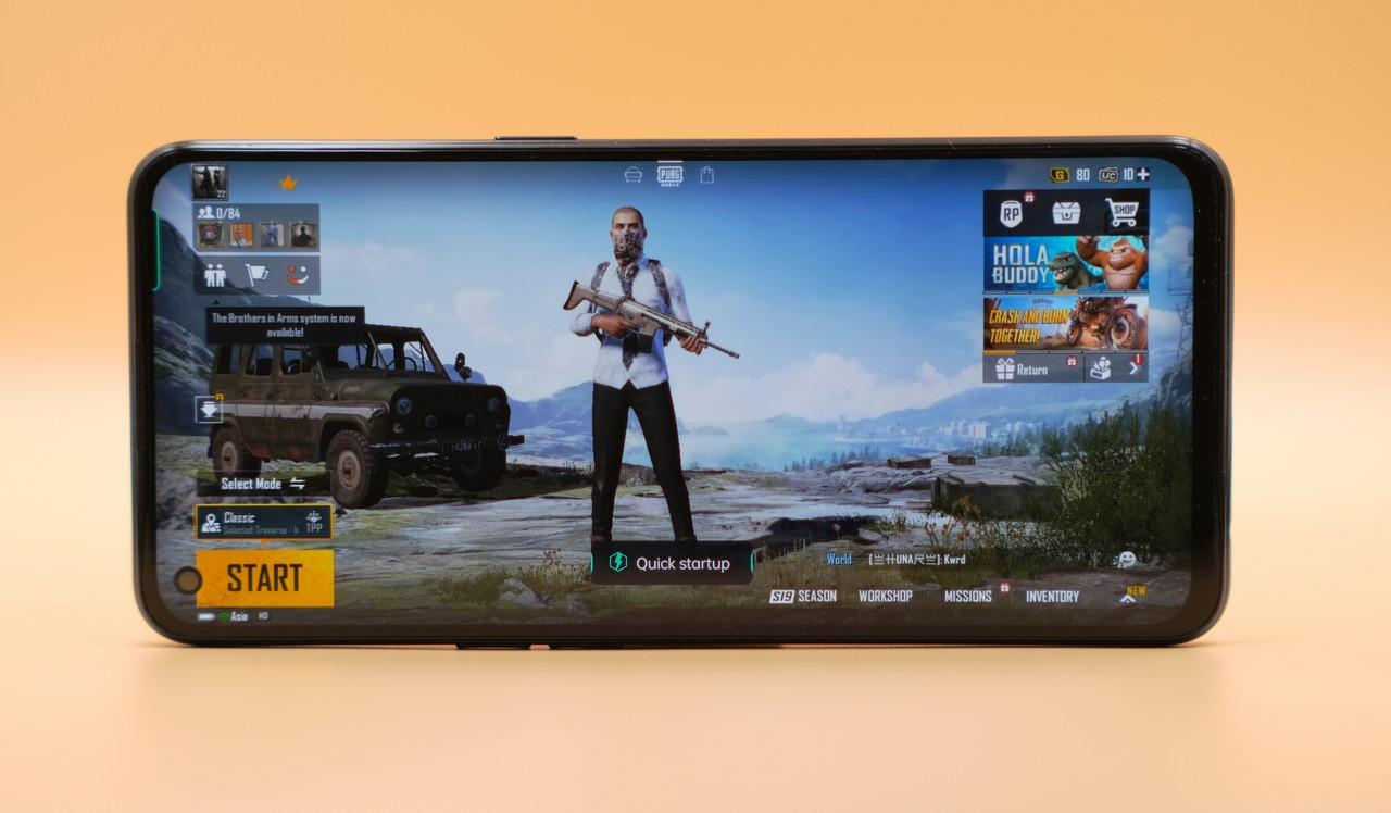 Oppo Reno6 Fitur Gaming