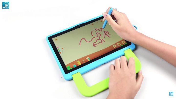 Review Huawei Matepad T10 Kids editon