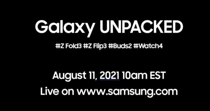 Tanggal peluncuran Samsung Galaxy Z Fold3 Flip3