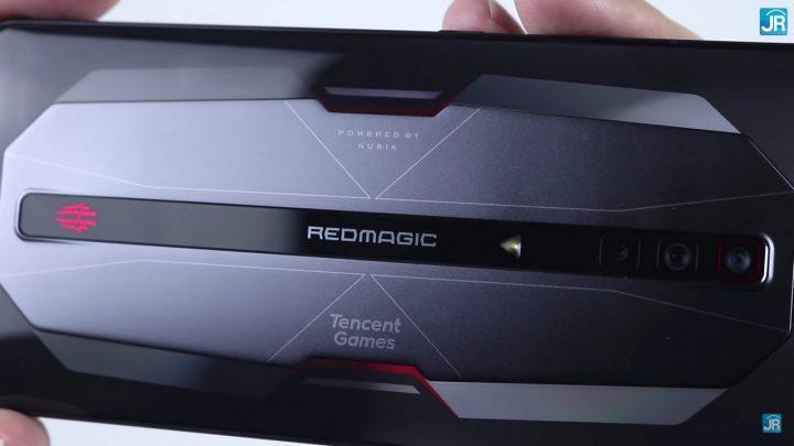 Review Redmagic 6 pro