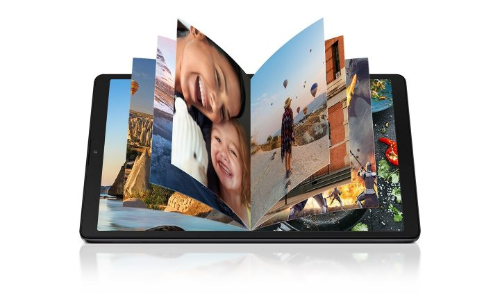 Spesifikasi Galaxy Tab A7 Lite Review