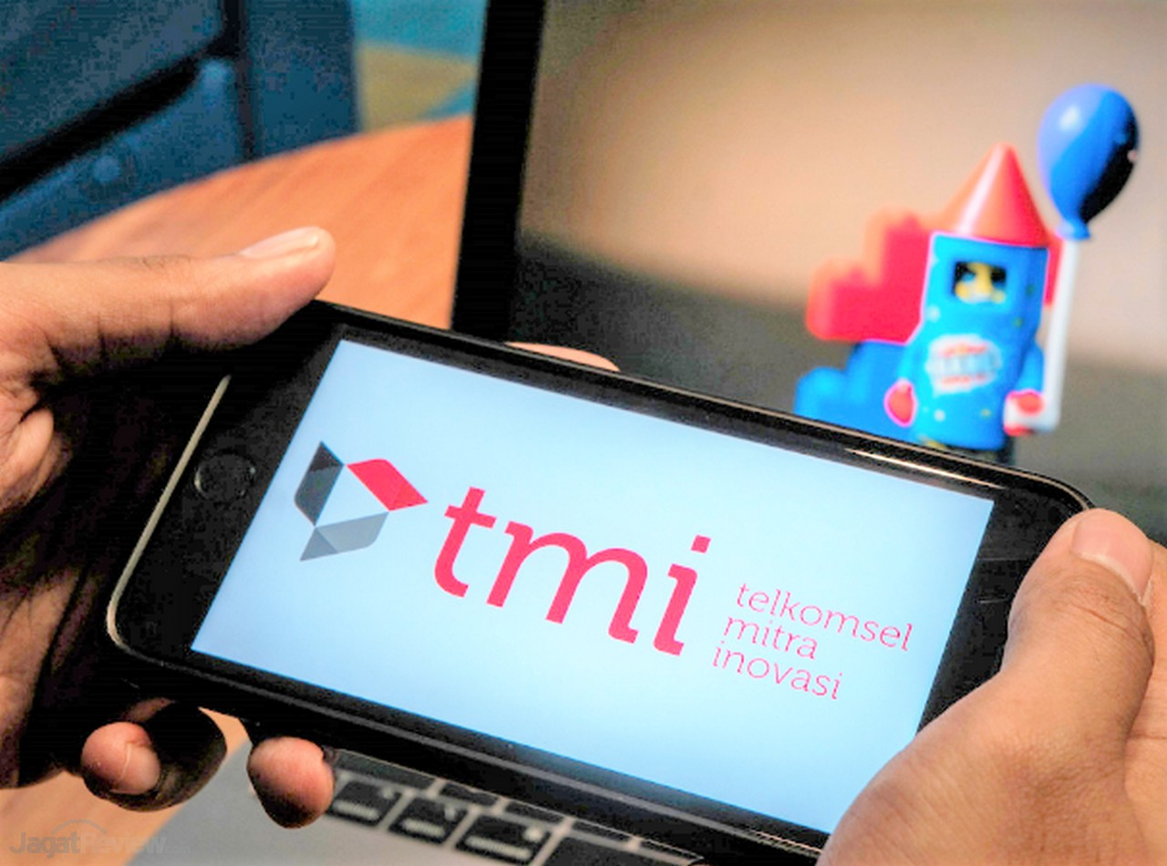 TMI Telkomsel Mitra Inovasi