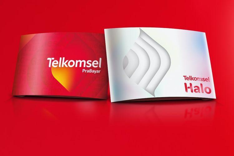 Telkomsel Prabayar dan Halo