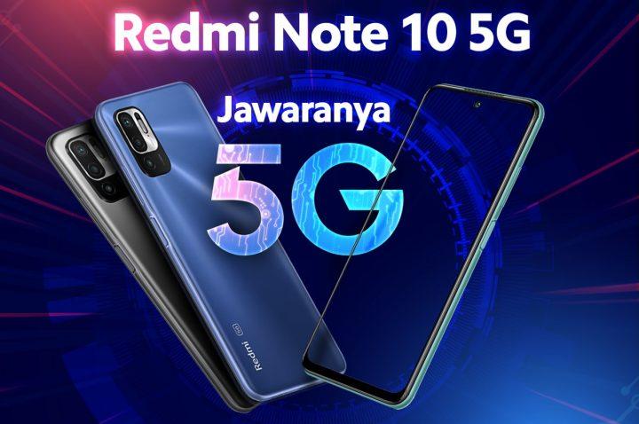 Xiaomi Redmi Note 10 5G Spesifikasi