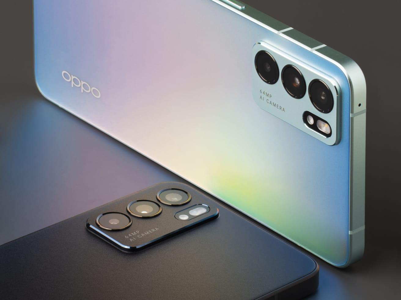 Oppo Reno6 5G series