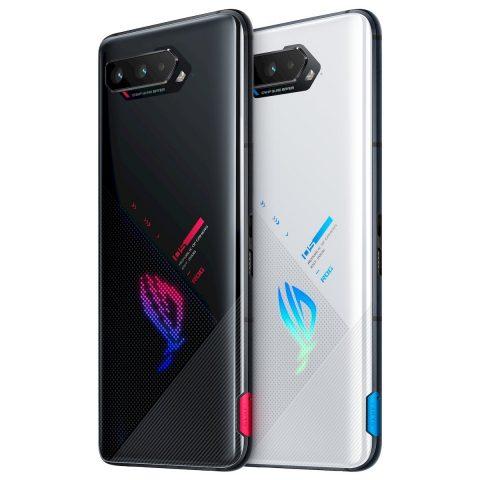 Peningkatan ASUS ROG Phone 5s Series