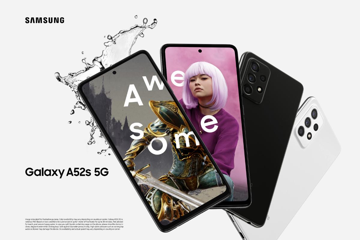 Galaxy A52s 5G Spesifikasi Snapdragon 778 5G