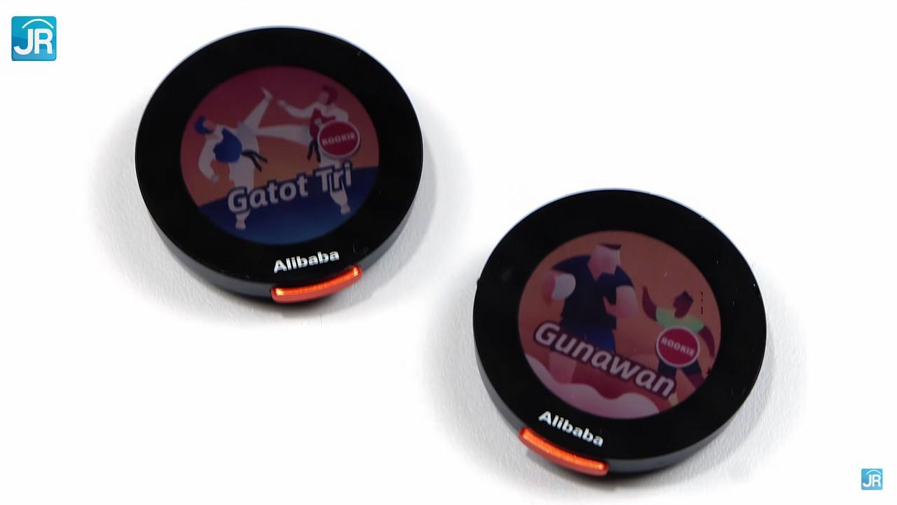 Alibaba Cloud Pin Olimmpiade 2020