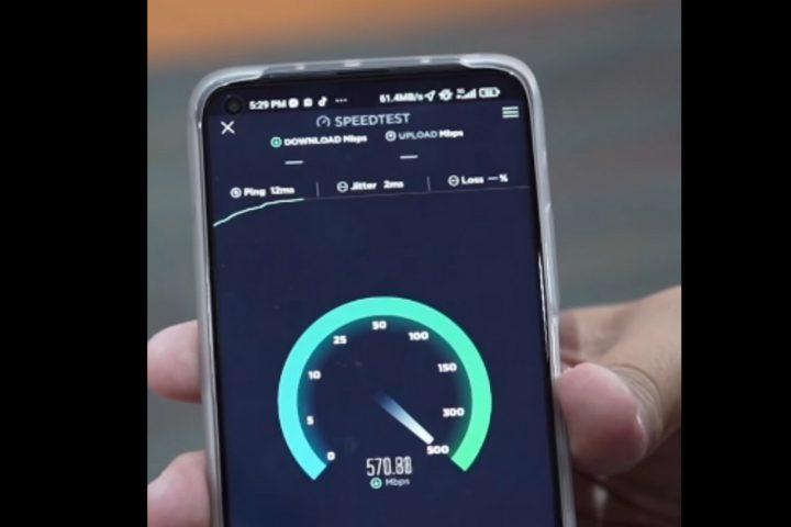 Uji Jaringan Indosat Ooredoo 5G