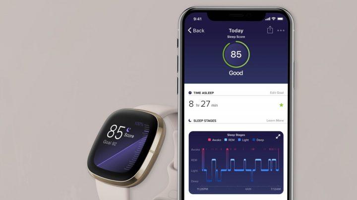 Fitbit Pendeteksi dengkuran