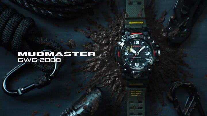 G-SHOCK GWG-2000 Mudmaster
