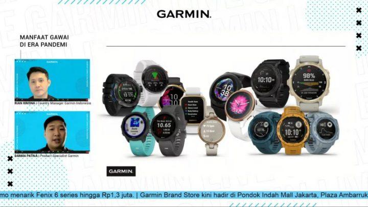 Garmin Body Battery