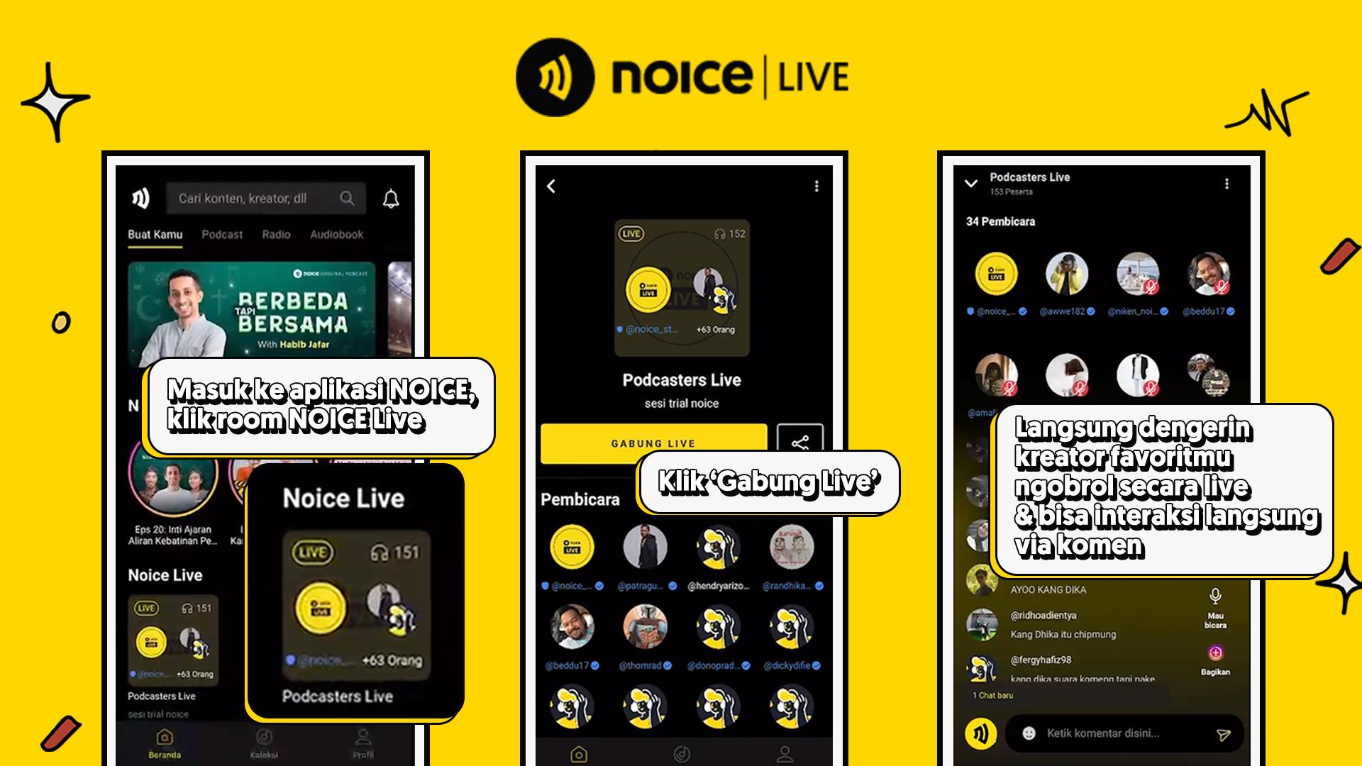 NOICE Live