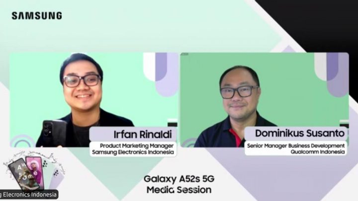 Samsung Galaxy A52s 5G Spesifikasi Harga
