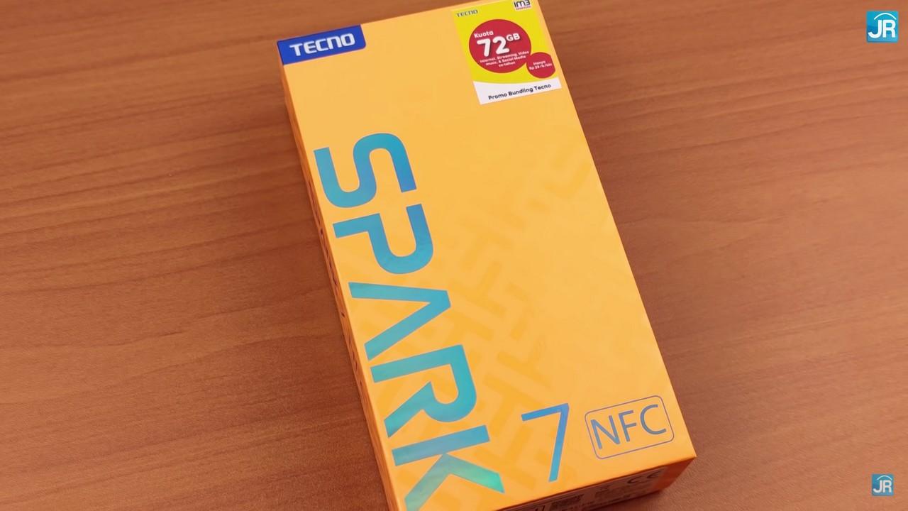 Review Tecno Spark 7