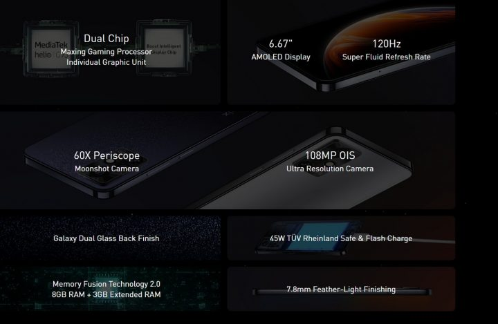 Spesifikasi Infinix Zero X Pro