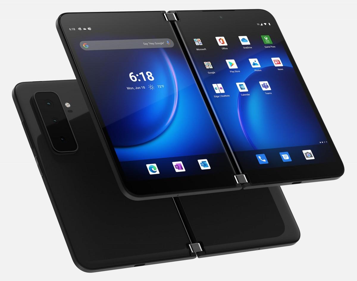 Spesifikasi Surface Duo 2