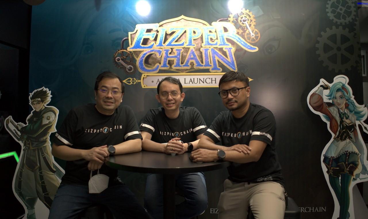Eizper Chain Blockchain Game