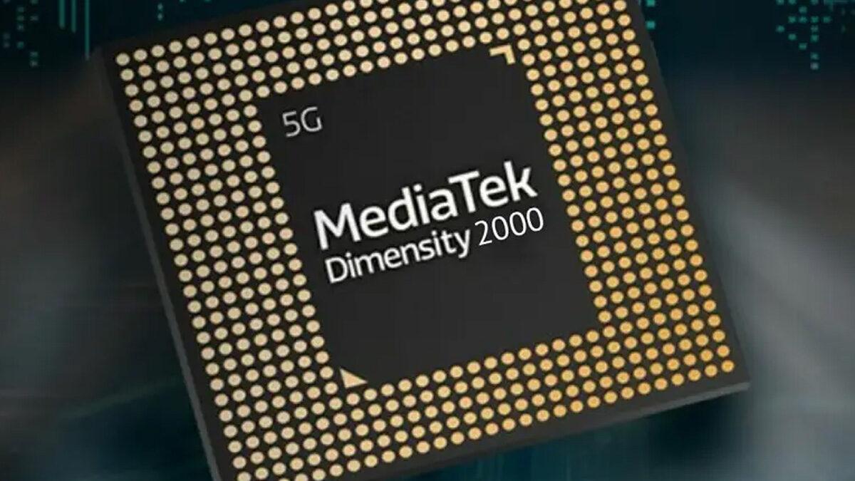Spesifikasi Dimensity 2000