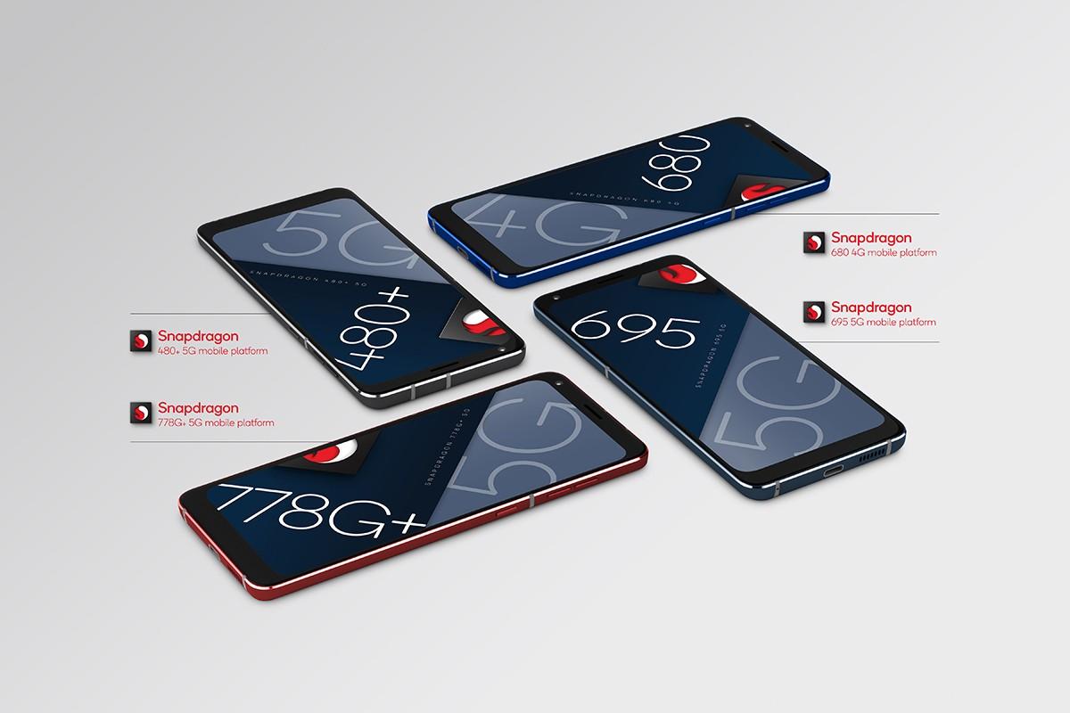 QUalcomm Snapdragon 4 SoC Terbaru