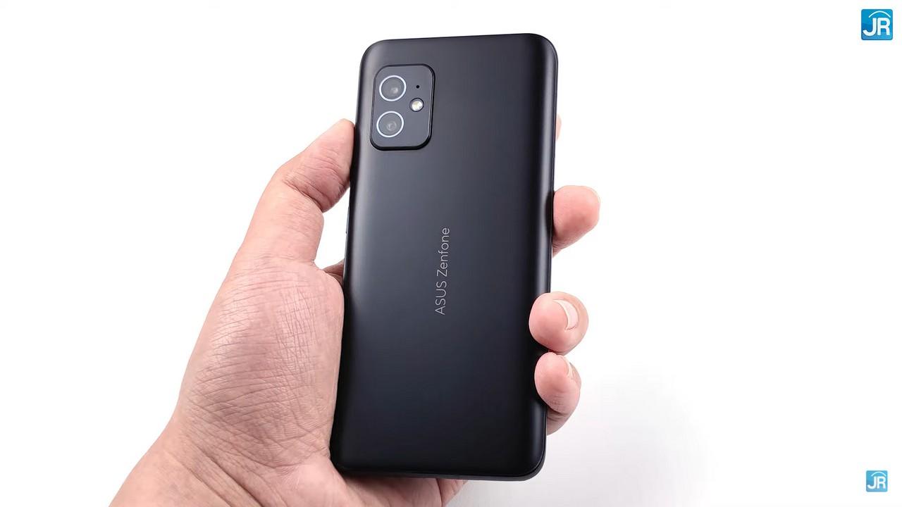Review ASUS Zenfone 8