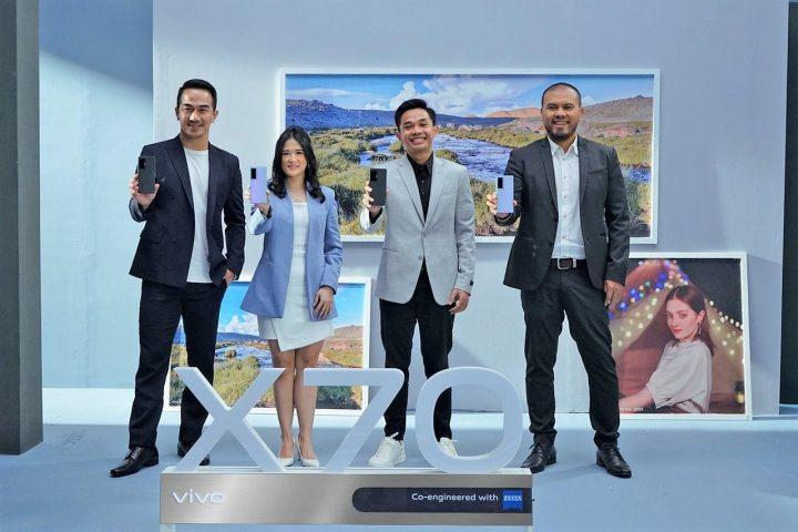 Harga resmi vivo X70 Pro 5G Indonesia