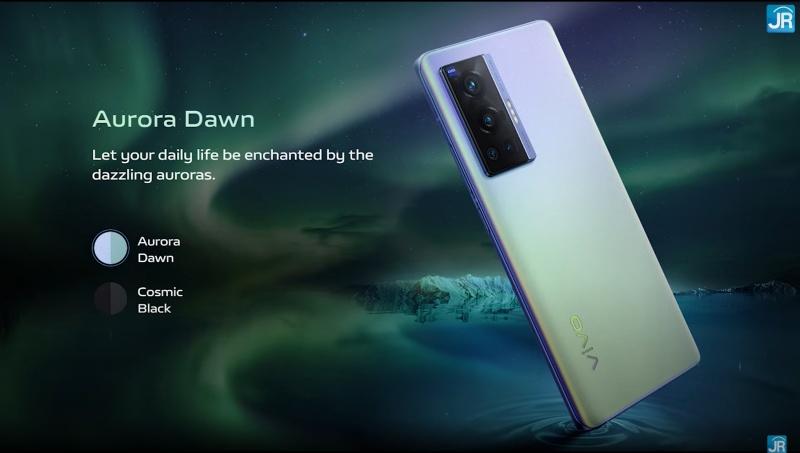 vivo X70 Pro 5
